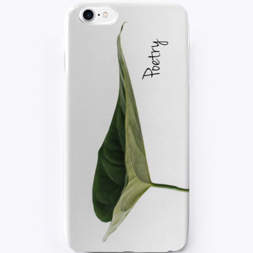 Grow iPhone Case by Realistic Poetry International