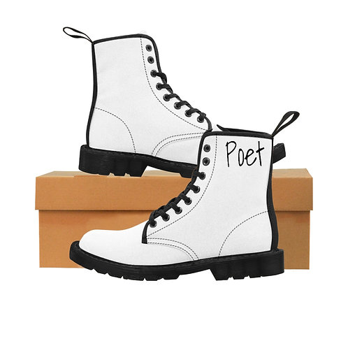 Men's Canvas Boots