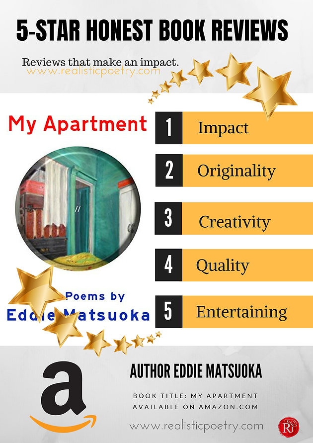 My Apartment by Author Eddie Matsuoka can be quite funny at