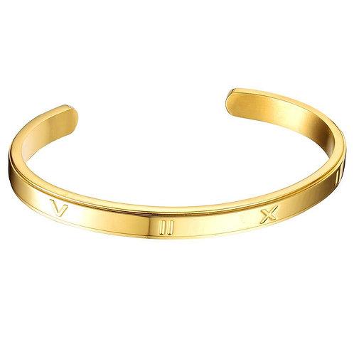 Sonnet Cuff Bracelet