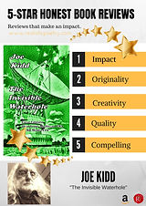 A Review of The Invisible Waterhole by: Joe Kidd