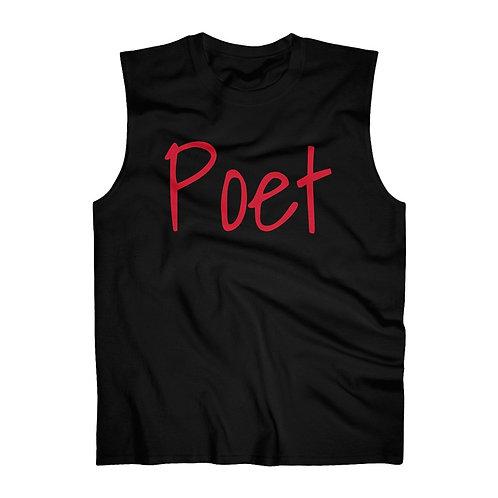 Men's Poetry Ultra Cotton Sleeveless Tank