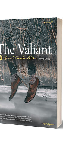 The Valiant: Heroes United Edition IV