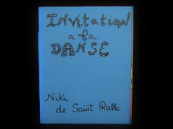 NiKI DE SAINT-PHALLE, Invitation...