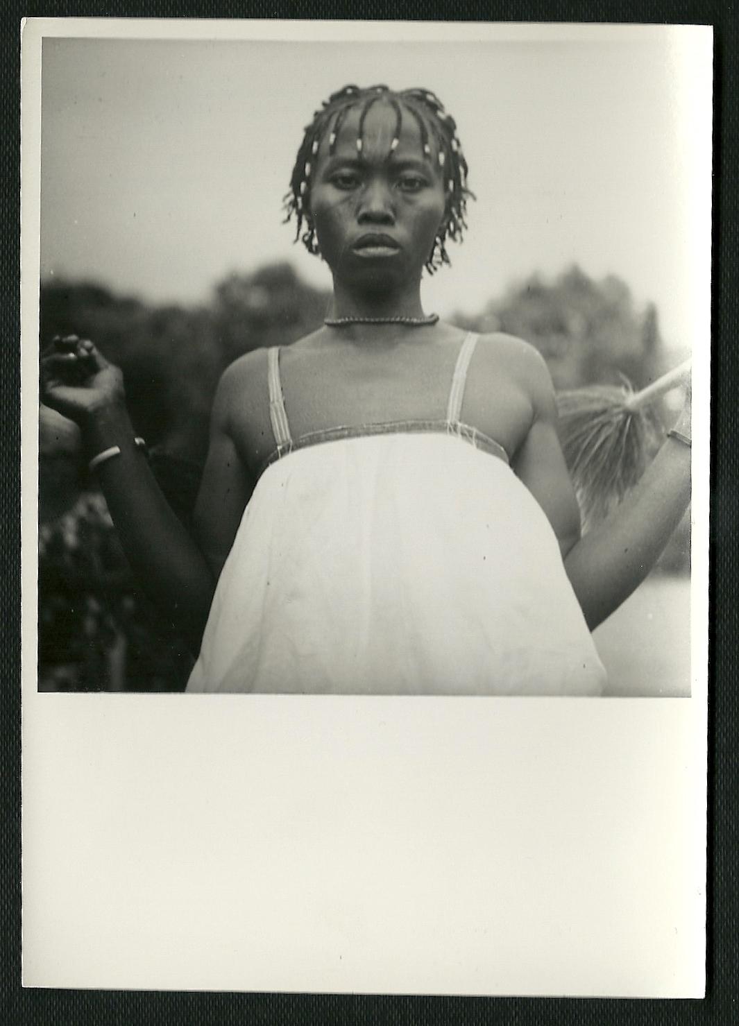 Femme initiée Cassorma