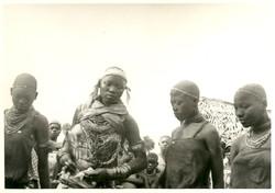 Tchikoumbi, danses