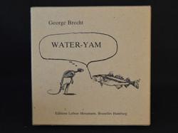 GEORGE BRECHT, Water-Yam