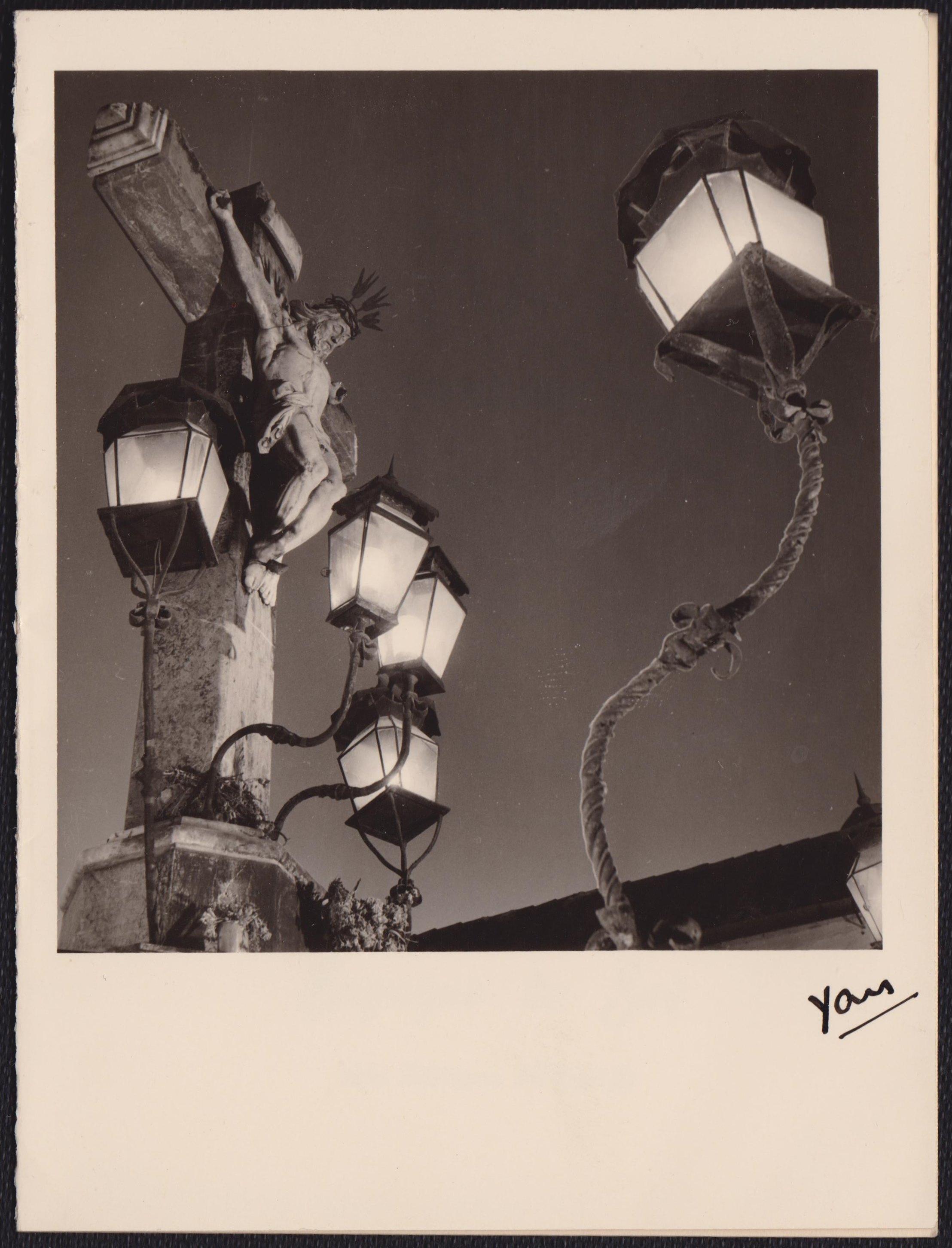 JEAN DIEUZAIDE, Andalousie (1953).