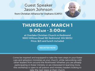Orphan Care Seminar