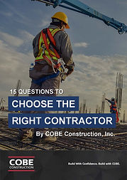 15 Questions to Choose The Right Contrac