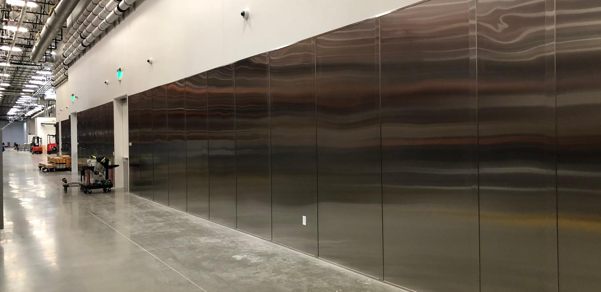 Warehouse Improvements