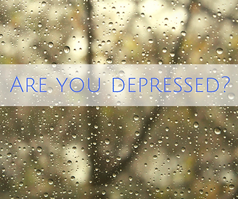 Are you depressed? CBT Therapy in St Albans