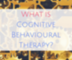 What is Cognitive Behavioural Therapy in Harpenden?