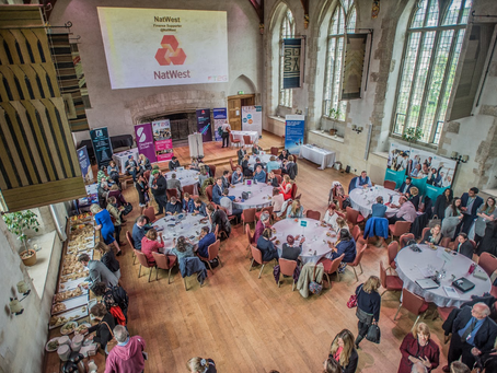 Devon businesses gather for Fast Track to Growth festival