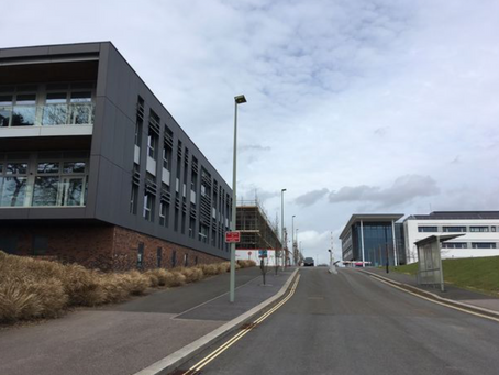 Exeter Science Park expansion plans take massive step forward as land swap with housing development