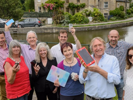 South West Rural Communities Celebrate Broadband Milestone