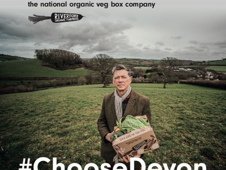 Devon Delivers #ChooseDevon Airport Campaign
