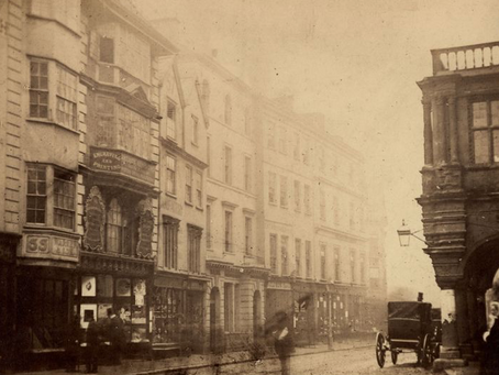 Pictures of Exeter's past revealed for Natwest's 250th birthday