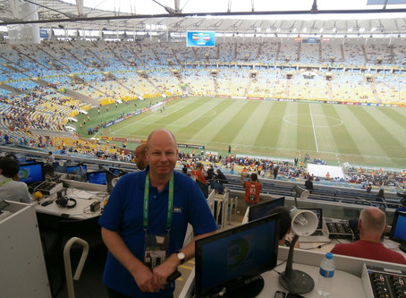 In Conversation with Sports-commentator John Roder