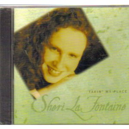 Takin' My Place CD