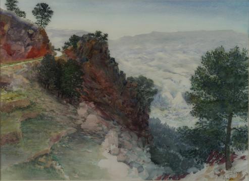 El Roque Rojo