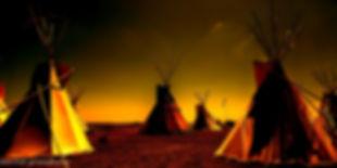 Lakota Sioux, Kernit Grimshaw, Tatanka, Sicangu, Native, Rosebud, Wakinyan, teepees, feathers, 4 directions