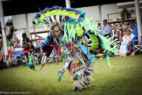 Kernit Grimshaw Photography, Rosebud Sioux