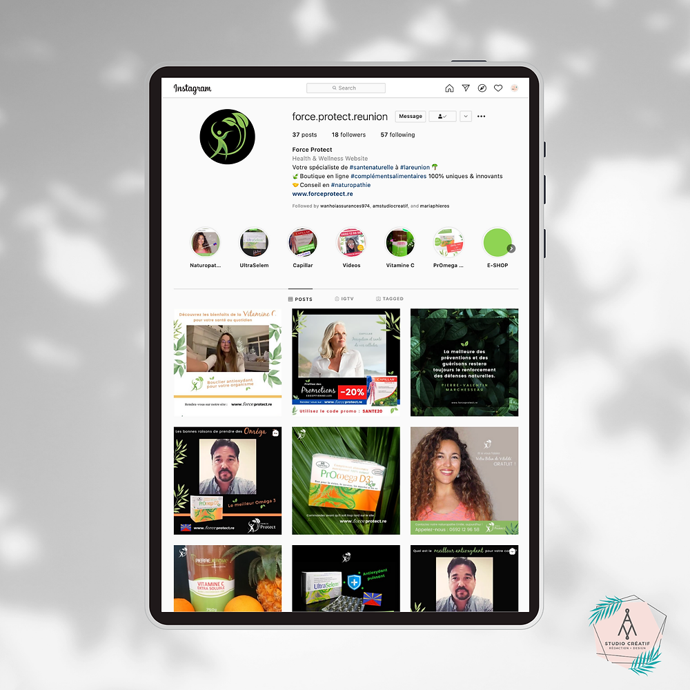 Instagram-feed-grille-publications-marque