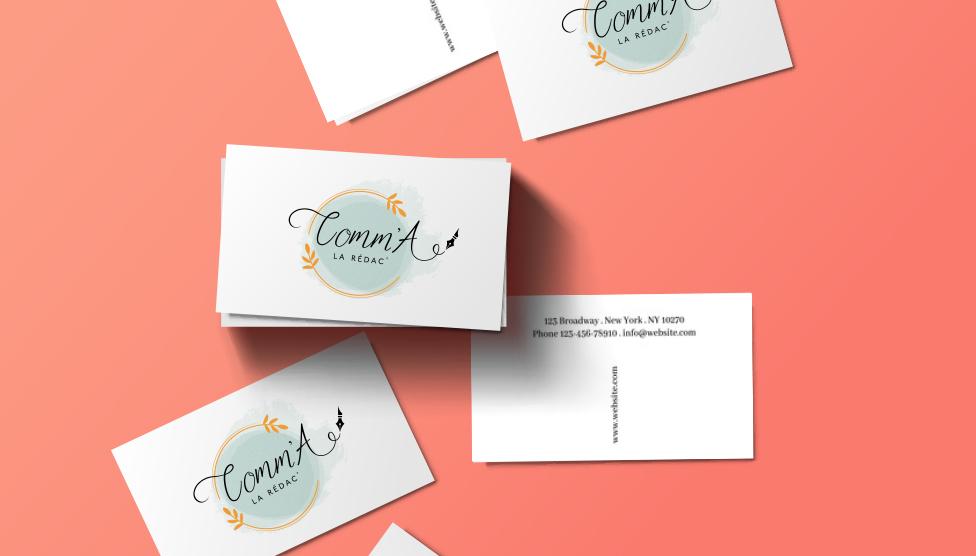 A+M : Création de Logo