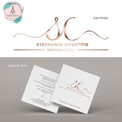 A+M : Création de logo et cartes de visite