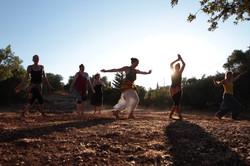 afrikanischer Tanz