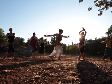 African Dance & Drumming Workshop in Ostuni 20.08-27.08