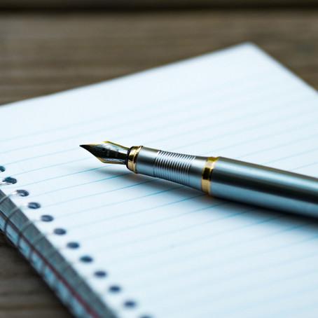 So let it be written, so let it be done