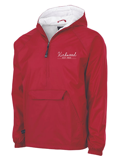 Kirkwood Red Classic Lined Pullover