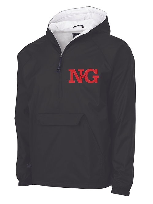 NG Black Classic Lined Pullover