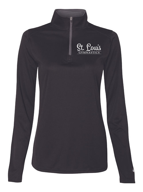 St. Louis Gymnastics Women's Athletic 1/4 Zip