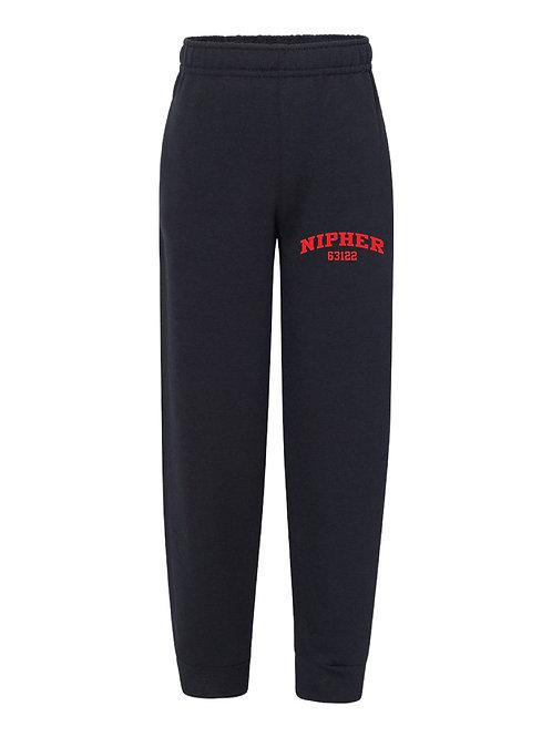 NIPHER JERZEES - Jogger Fleece Pants