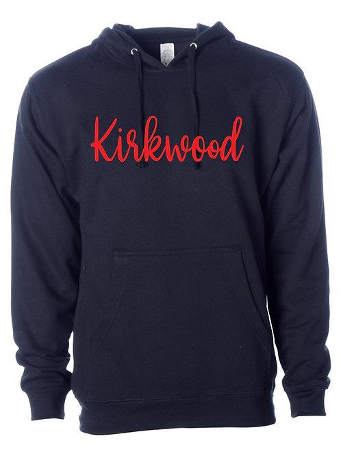 KIRKWOOD NAVY Independent Trading Co. - Midweight Hooded Sweatshirt