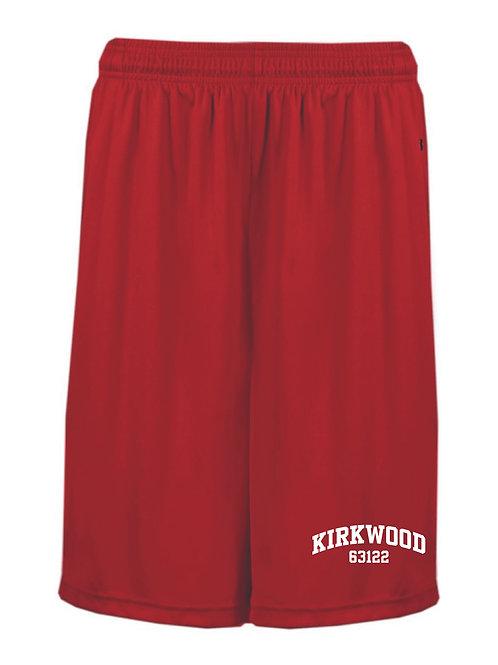 KIRKWOOD Red Boys Shorts