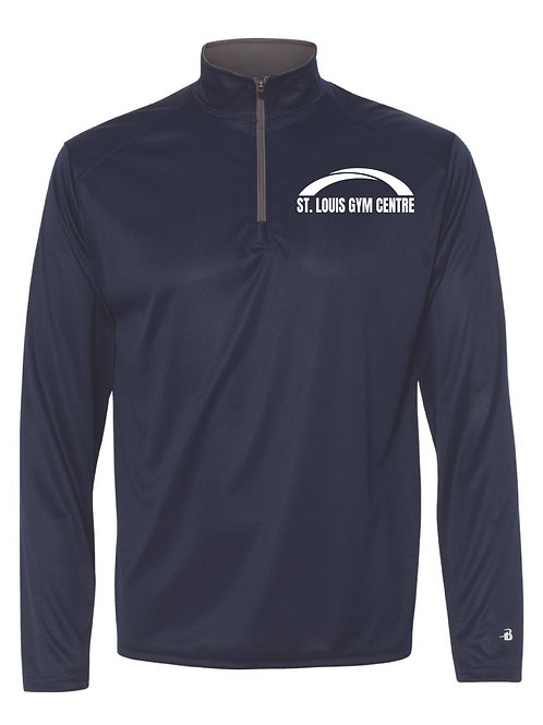 St. Louis Gymnastics Men's and Youth Athletic 1/4 Zip