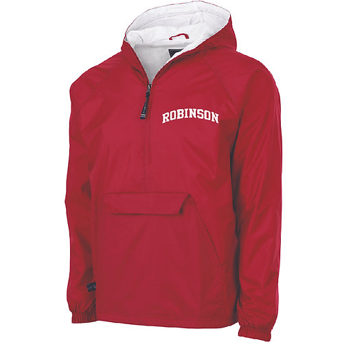 Robinson Red Classic Lined Pullover