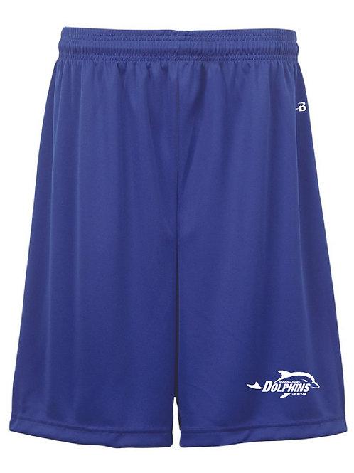 BHF  Boy's/Men's Blue Shorts
