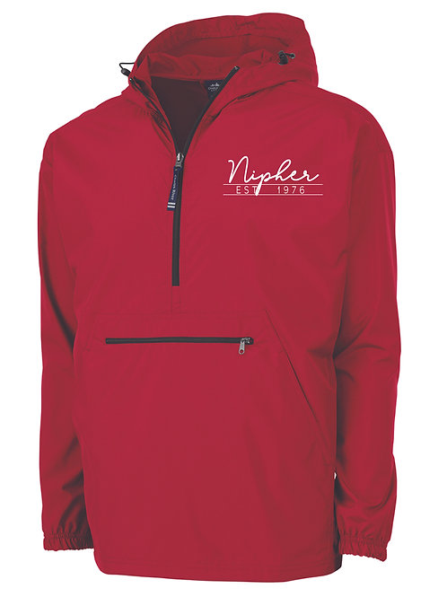 Nipher Red Classic Pullover