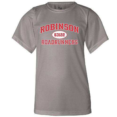 Robinson Gray Performance Tee