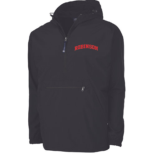 Robinson Black Classic Pullover