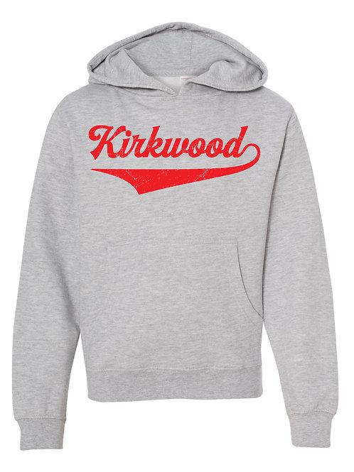 KIRKWOOD ASH Independent Trading Co. - Midweight Hooded Sweatshirt