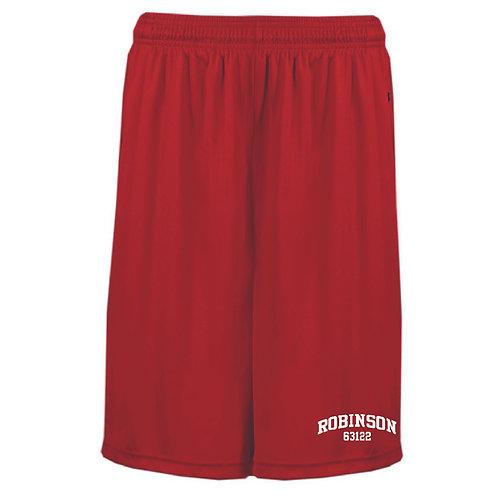 Robinson Red Boys Shorts