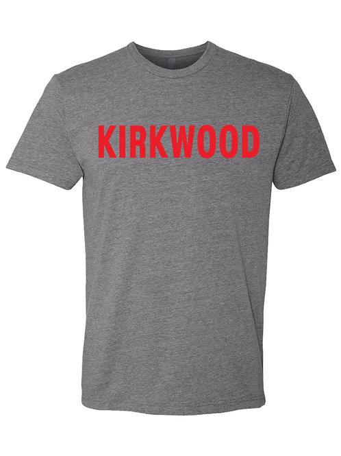 KIRKWOOD GRAY Next Level - CVC Short Sleeve Crew