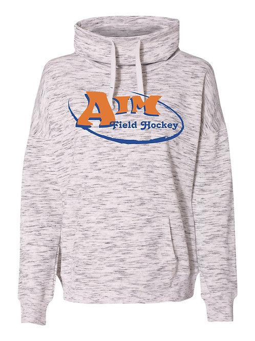 Aim Women's Cowl Neck Sweatshirt