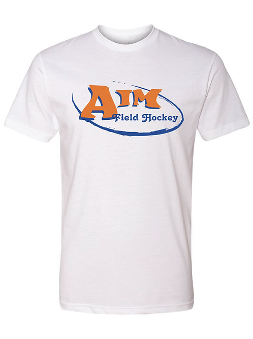 Aim White Tee Shirt